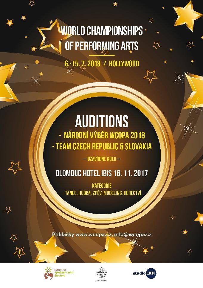 Auditions 2017