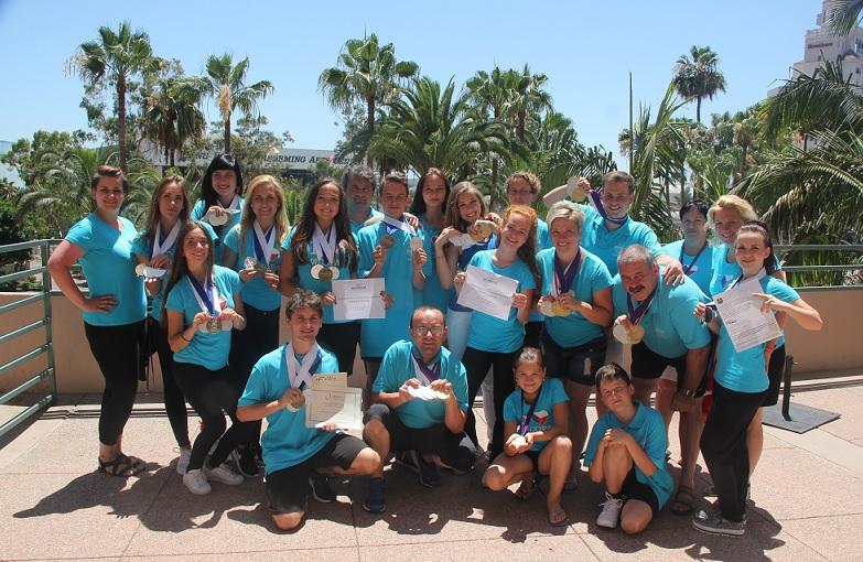 Medaile Team