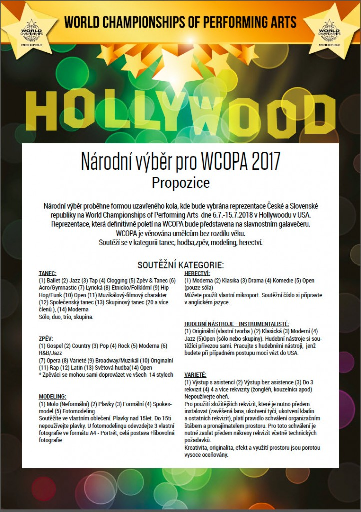WCOPA 2018 A